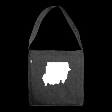 Sudan Original Gift Idea - Shoulder Bag made from recycled material