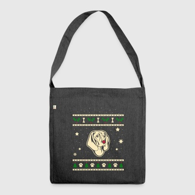 Bavarian Mountain Siege Christmas Gift - Shoulder Bag made from recycled material