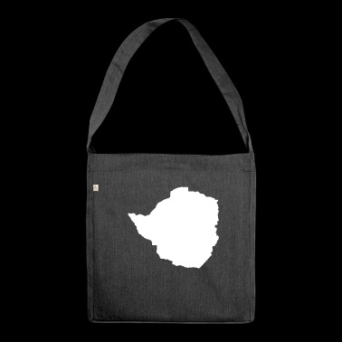 Zimbabwe Original Gift Idea - Shoulder Bag made from recycled material
