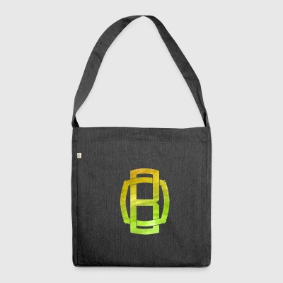 OB Gaming / Without lettering - Shoulder Bag made from recycled material