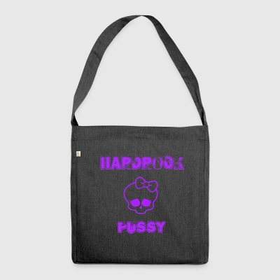 Hard Rock Pussy Purple - Shoulder Bag made from recycled material