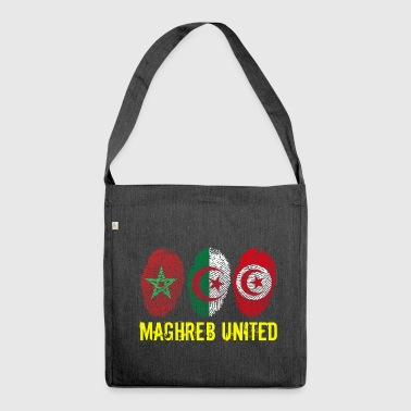 MAGHREB UNITED المغرب - Borsa in materiale riciclato
