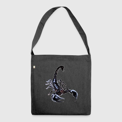Scorpio - Shoulder Bag made from recycled material