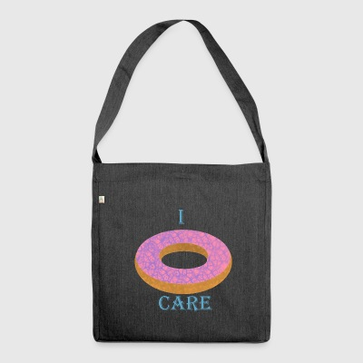 donut - Shoulder Bag made from recycled material