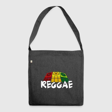reggae - Shoulder Bag made from recycled material