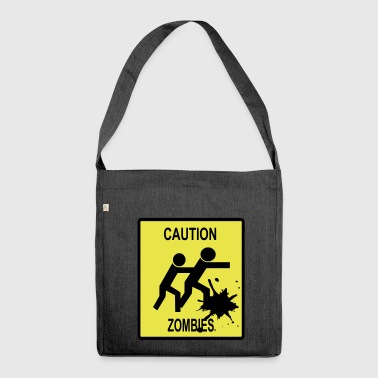 2541614 15961343 zombieseng - Shoulder Bag made from recycled material