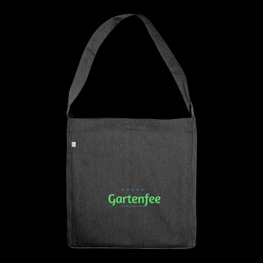 Gartenfee - Borsa in materiale riciclato