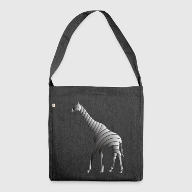 giraffe - Shoulder Bag made from recycled material