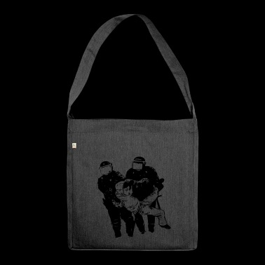 ACAB - Shoulder Bag made from recycled material