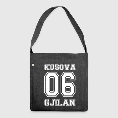 Gjilan Kosova - Shoulder Bag made from recycled material