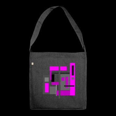 Modern - Shoulder Bag made from recycled material