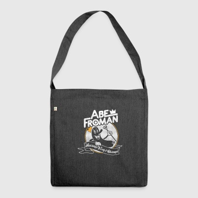 Sausage King of Chicago Abe Froman - Shoulder Bag made from recycled material