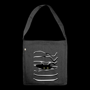 Pussy - Shoulder Bag made from recycled material