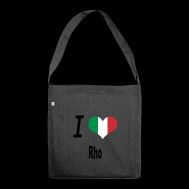 I Love Italy Home Rho - Shoulder Bag made from recycled material
