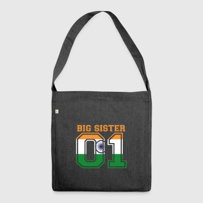 Big Sister big sister 01 India - Shoulder Bag made from recycled material