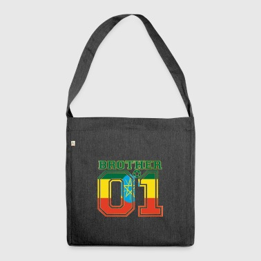 brother brother brother 01 partner Ethiopia - Shoulder Bag made from recycled material