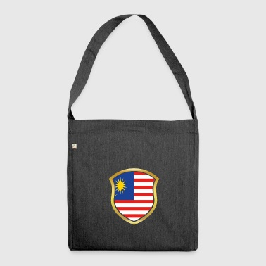 World Champion Champion 2018 wm team Malaysia png - Shoulder Bag made from recycled material