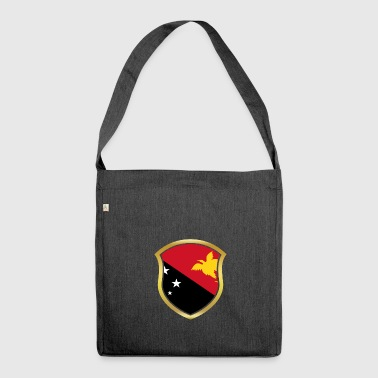 World Champion 2018 wm team Papua New Guinea - Shoulder Bag made from recycled material