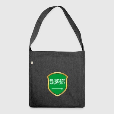 World Champion Champion 2018 wm team Saudi Arabia pn - Shoulder Bag made from recycled material
