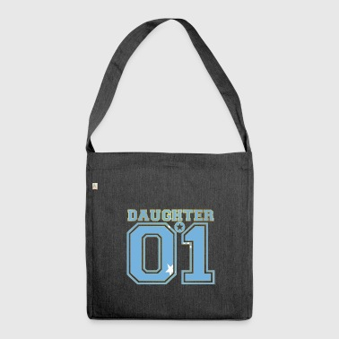 Daughter 01 daughter queen Micronesia - Shoulder Bag made from recycled material