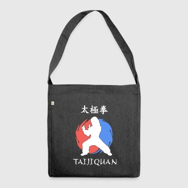 Taijiquan | Tai Chi - Shoulder Bag made from recycled material