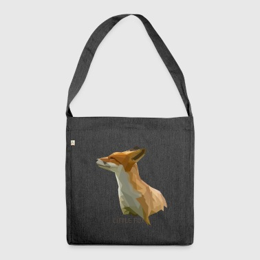 Little Fox - Shoulder Bag made from recycled material
