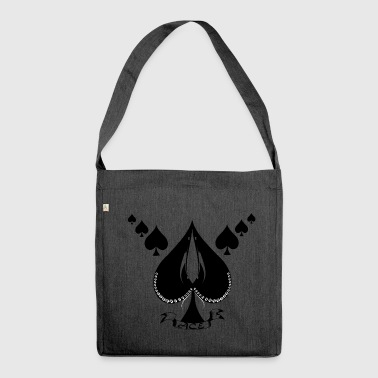 Ace of Skates - Schultertasche aus Recycling-Material