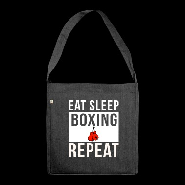 boxe - Borsa in materiale riciclato