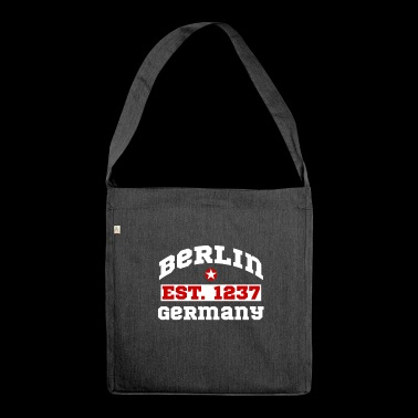 Berlin, Germany - Shoulder Bag made from recycled material