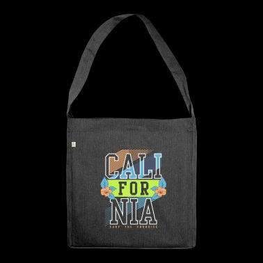 CALIFORNIA - Shoulder Bag made from recycled material