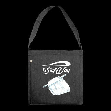 Skyway Transport - Shoulder Bag made from recycled material