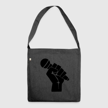 RAP - Shoulder Bag made from recycled material