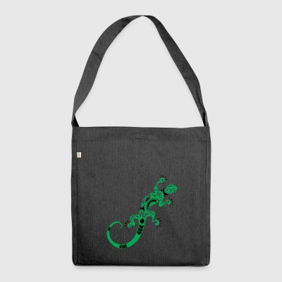 iguana - Shoulder Bag made from recycled material