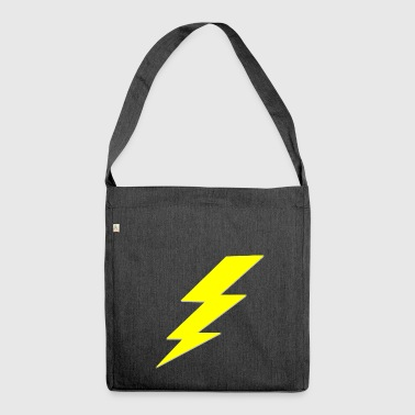 lightning - Shoulder Bag made from recycled material