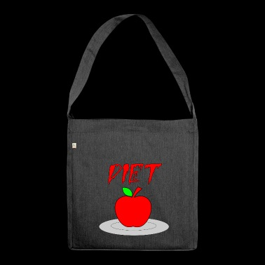 diet - Shoulder Bag made from recycled material