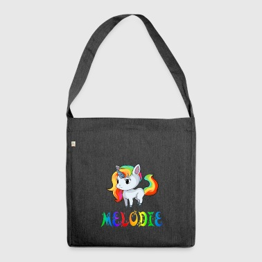 Unicorn tune - Shoulder Bag made from recycled material
