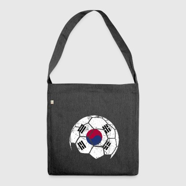 Corea del Sud Soccer Ball Calcio - Borsa in materiale riciclato