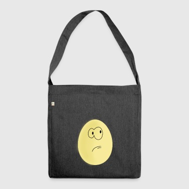 egg - Shoulder Bag made from recycled material