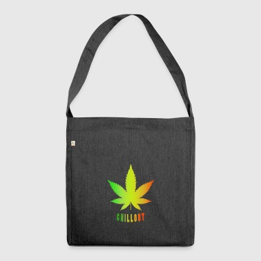Ganja - Chillout - Shoulder Bag made from recycled material