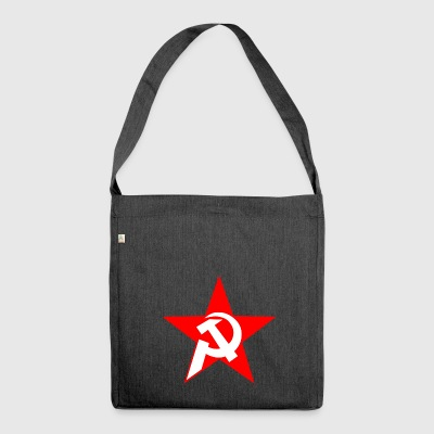 communism - Shoulder Bag made from recycled material