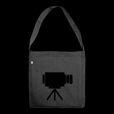 movie theater - Shoulder Bag made from recycled material