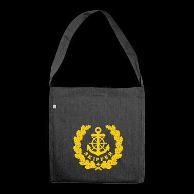 Logo skipper - Borsa in materiale riciclato