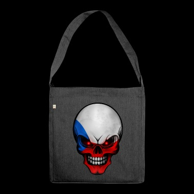 Skull Czech Republic - Shoulder Bag made from recycled material
