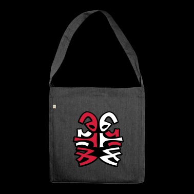 Mask Mask - Shoulder Bag made from recycled material