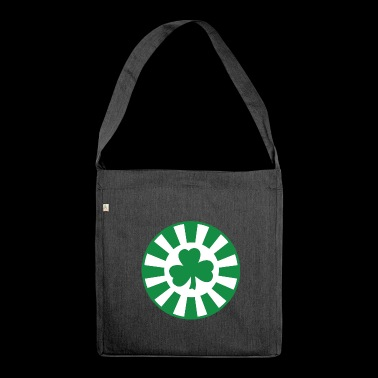 Lucky Clover - Shoulder Bag made from recycled material