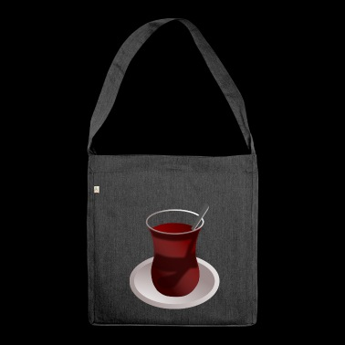 tea - Shoulder Bag made from recycled material