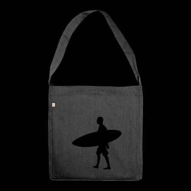 Eric Surfer - Schultertasche aus Recycling-Material