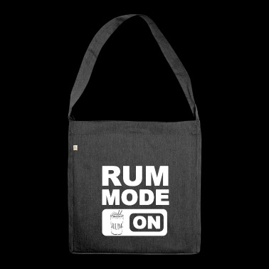 RUM Fashion On! - Shoulder Bag made from recycled material