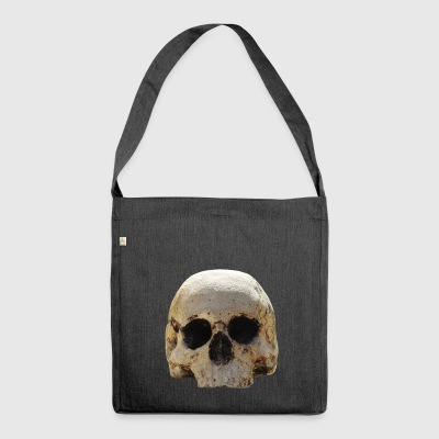 pirate ship boat pirate pirate ship ship skull1 - Shoulder Bag made from recycled material