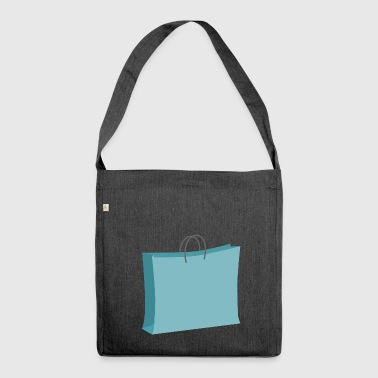 Shopping - Shoulder Bag made from recycled material